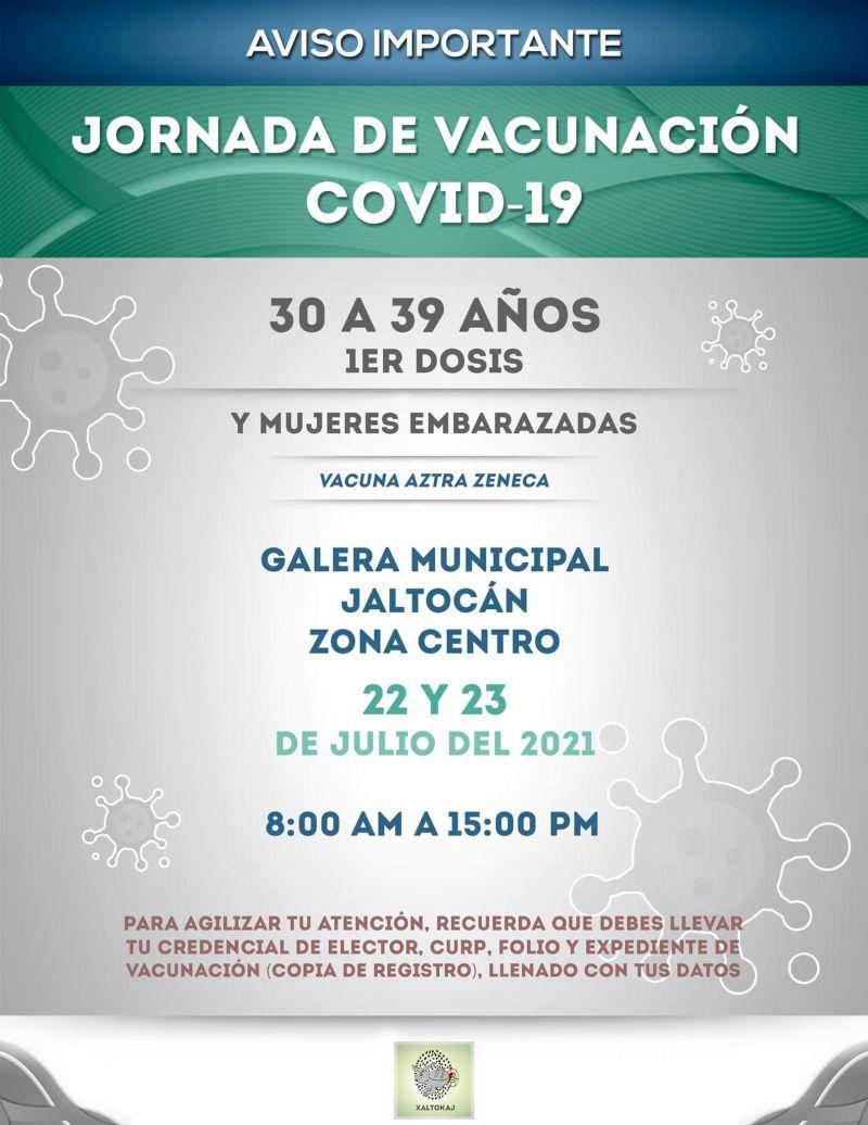 CAMPAÑA DE VACUNACIÓN ANTI COVID-19